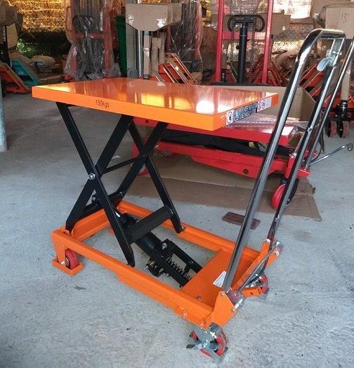 Xe nâng mặt bàn 150kg Meditek