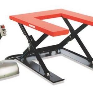bàn nâng thủy lực chữ u
