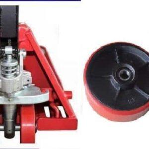 bánh xe nâng tay PU160x50mm