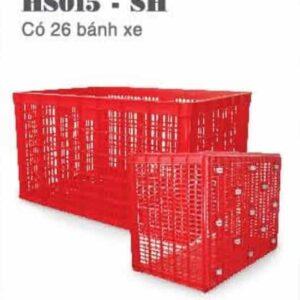 sóng nhựa công nghiệp HS015