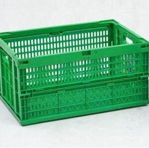 thùng nhựa gấp xếp