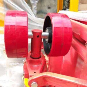 bánh xe nâng tay OPK PU 180x70mm